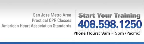 Call to register for CPR Classes!
